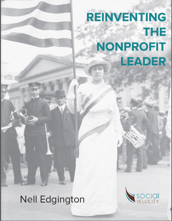 Nonprofit leader