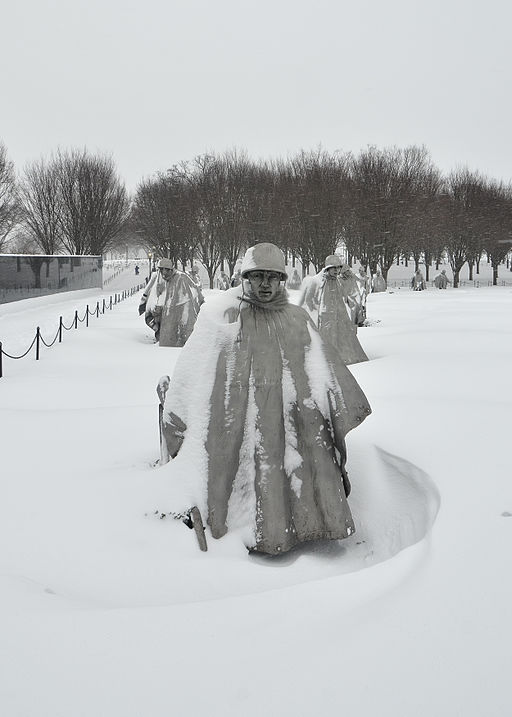 Korean_War_Veterans_Memorial_as_seen_during_the_January_2016_Blizzard